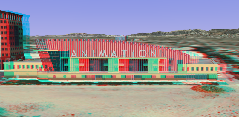 anaglyph - Walt Disney Animation Studios